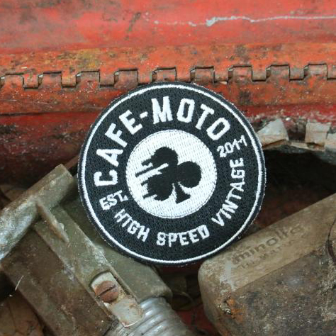 Cafe Moto Patch